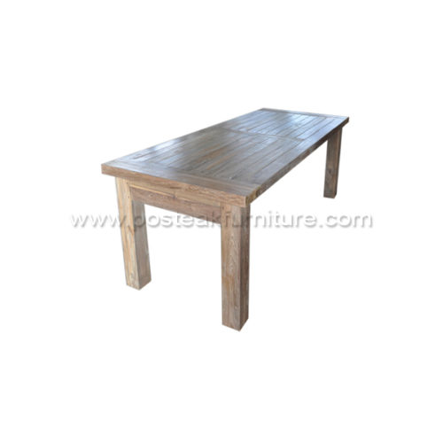 Recycled Timber Dining Tables Hand Made By Neel Dey
