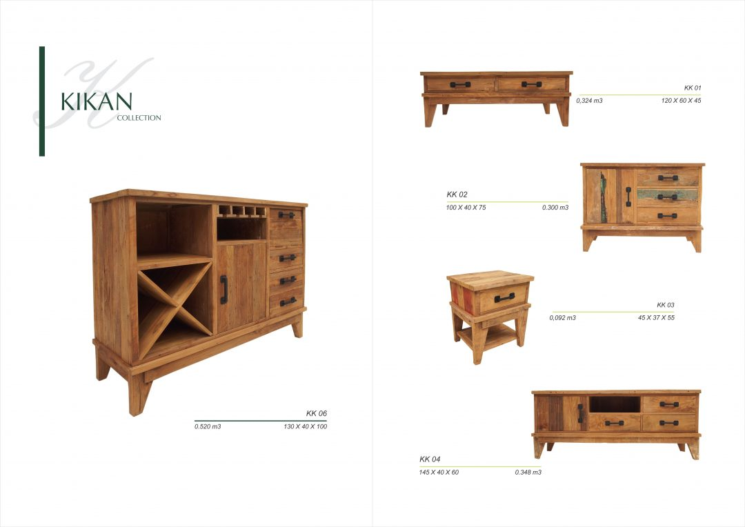 kikan collection