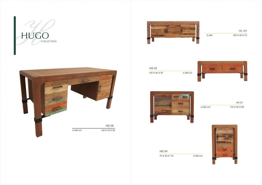 hugo collection