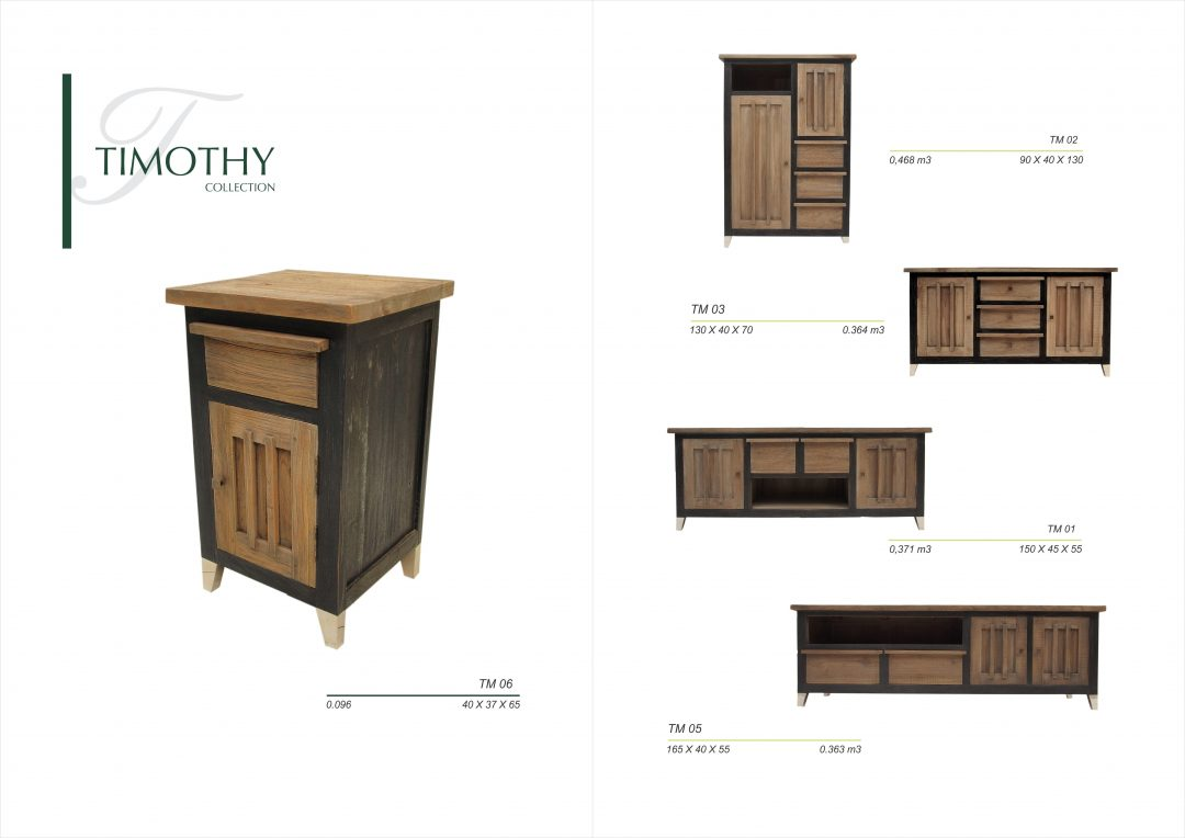 timothy collection