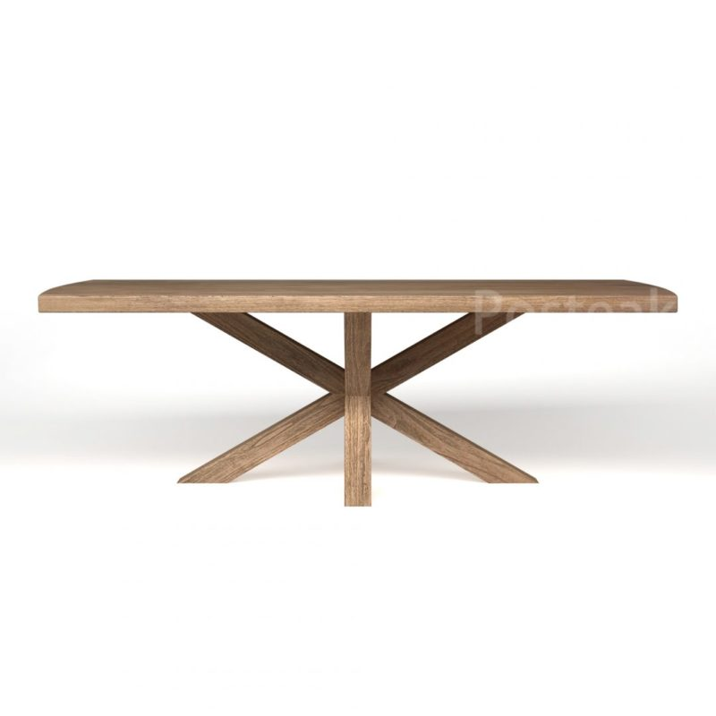 dining table H3 front view