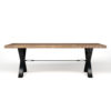 dining table I-DT 64 Front View