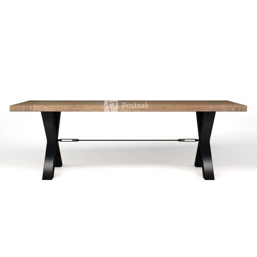 Industrial dining table I-DT 64