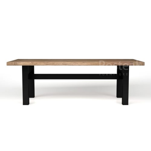 dining table I-DT203 Front View