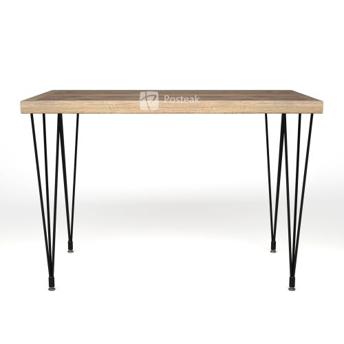 recycled dining table