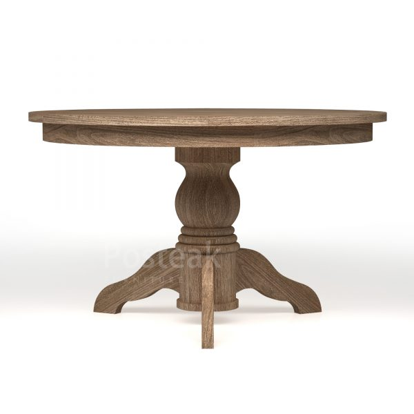 dining table T-DT14 Front View
