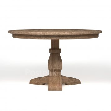 dining table T-DT16 Front View