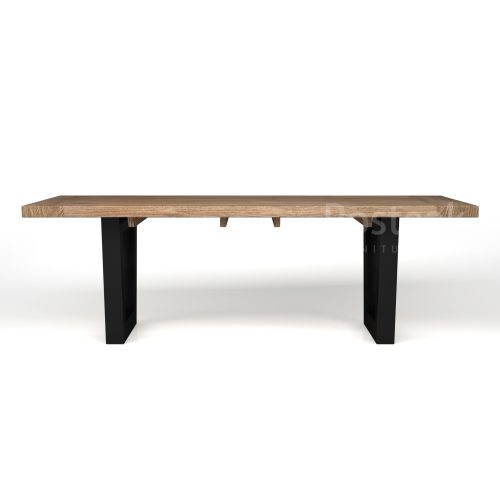 dining table T-DT50 Front View
