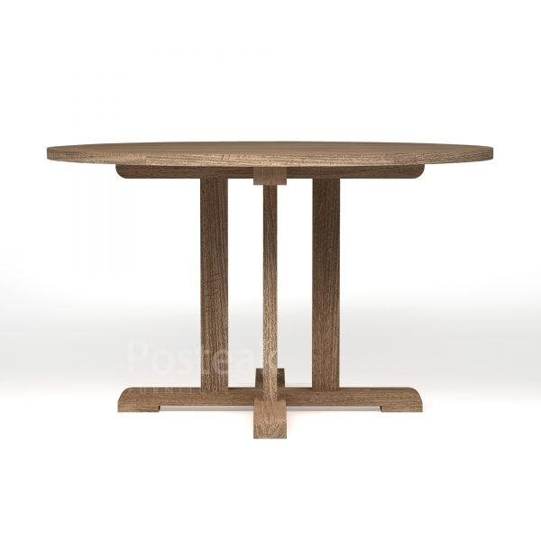 dining table T-DT52 Front View