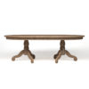 dining table T-DT54 Front View