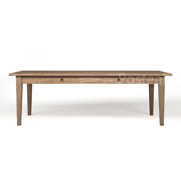 dining table TDT-46 Front View