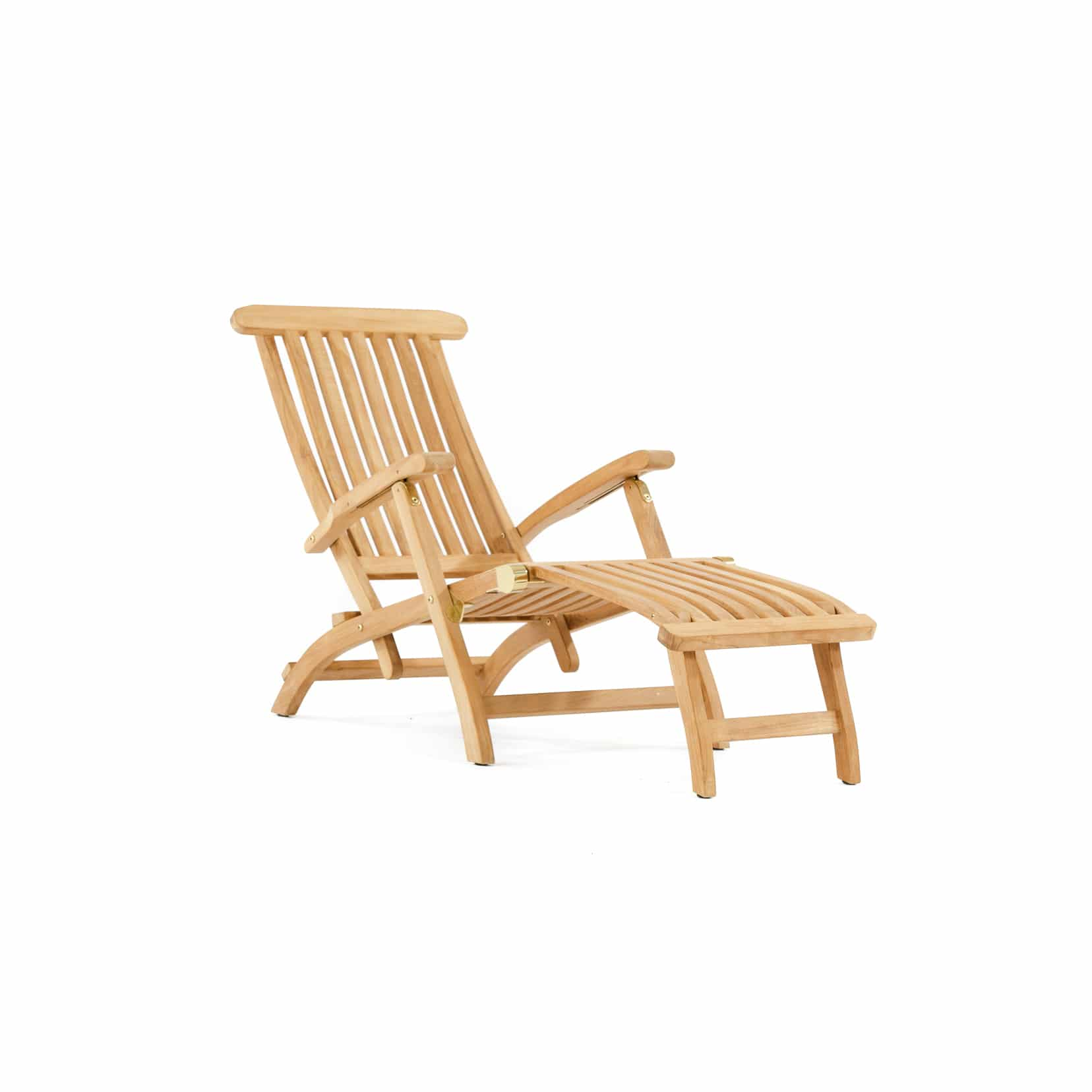Teak Garden Lounger Lg02 Indonesia Outdoor Furniture