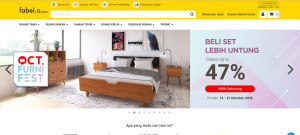e-commerce furniture