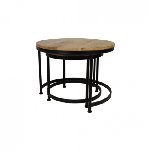 industrial coffe table ict10