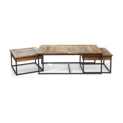 industrial coffe table ict22
