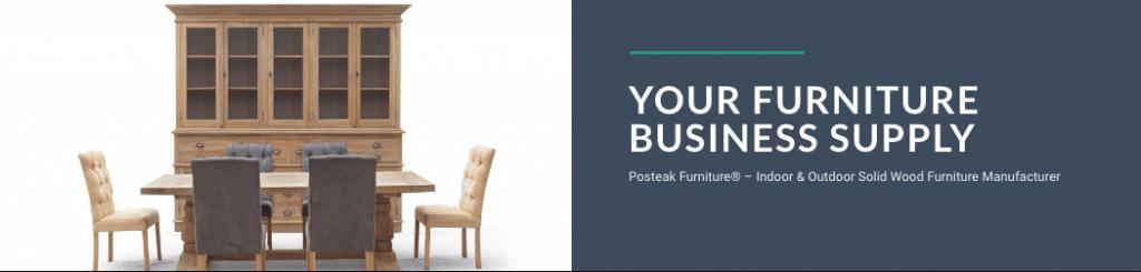 indonesia furniture import