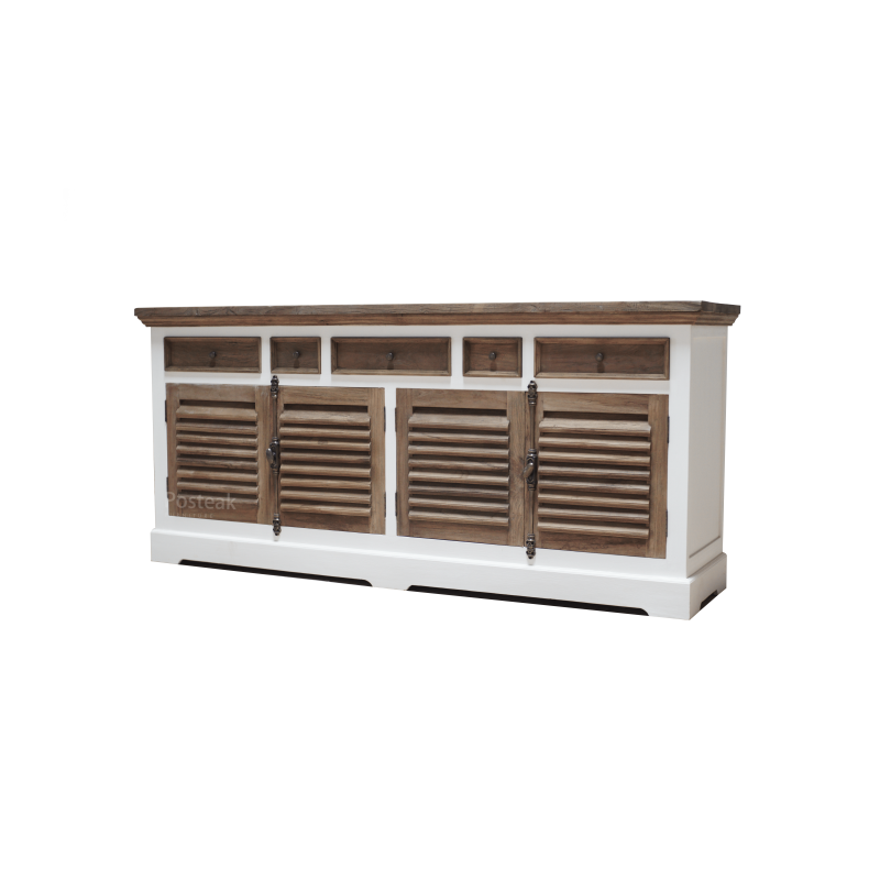 White Teak KP03 side
